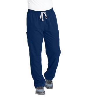 Men's 6 Pocket Elastic Waist Cargo Pant