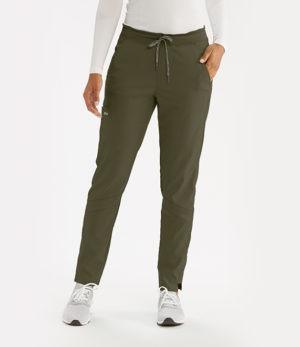 3 Pocket Mid-Rise Tapered Leg Cargo Pant